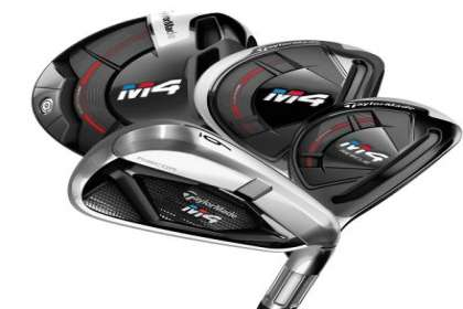 WORLD OF GOLF & SPORTS., Taylormade M4 set on offer ....