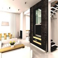 Interior Cupboard Designs For Hall By Magnum Interiors in City