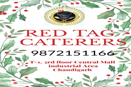 Red Tag Caterers, Best caterers in Chandigarh, top caterers in Chandigarh, exclusive catering service in Chandigarh, premier catering service in Chandigarh