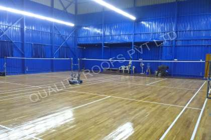 Quality Roofs Pvt Ltd, Badminton Roofing Contractors In Chennai,Best Badminton Shed Contractors In Chennai,Badminton Shed Fabricators In Chennai,Badminton Roofing Work In Chennai,Badminton Shed  Construction In Chennai