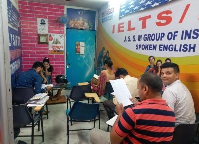 JSSM Best IELTS,PTE Spoken English institute